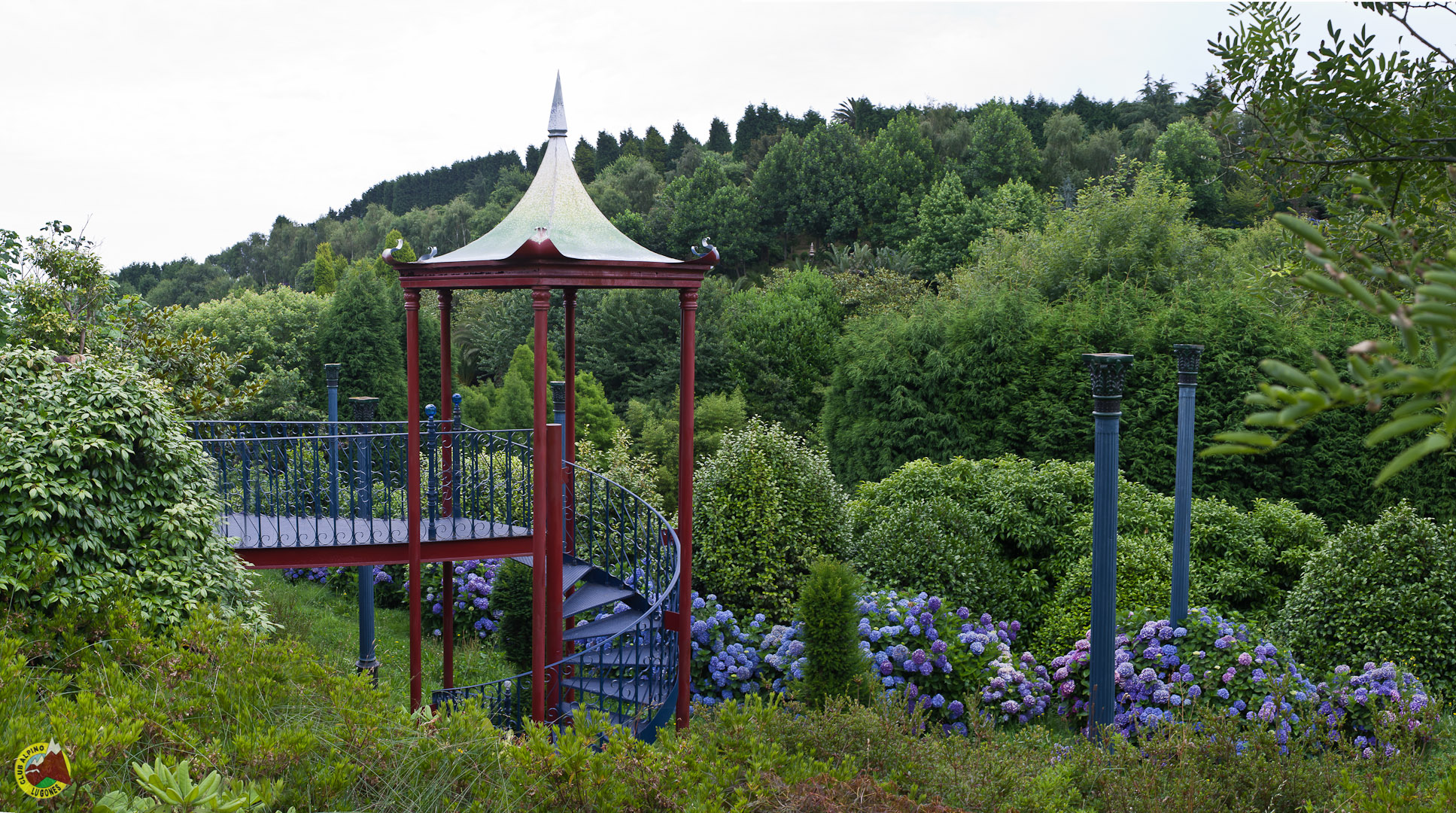 Jardines De La Fonte Baixa Of Arca Alpina Jardines De Fonte Baixa Panrico Luarca